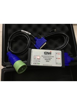 Panasonic CF-19 laptop installed New Holland Electronic Service Tools (CNH EST 9.2) 2019 Engineering level +White CNH DPA5 kit free shipping
