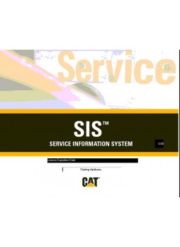 cat SIS 2018.04 Full Parts catalogs and repair manuals [04.2018]