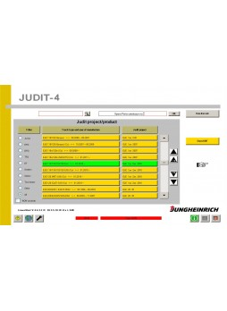 2018 Year Newest version Jungheinrich Forklift Judit 4.34 version diagnostic software + license files